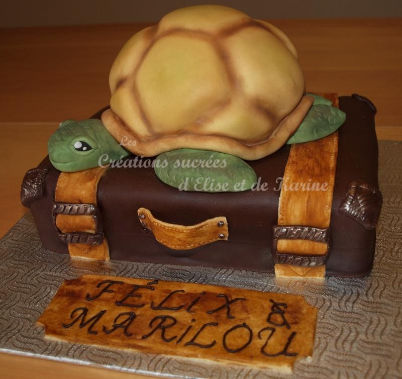 Les gâteaux de Koccy! - Page 2 Tortue11