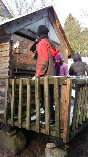Tr:Notre séjour féerique parmi les rennes et les chiens de traineau...... - Page 2 Screen14