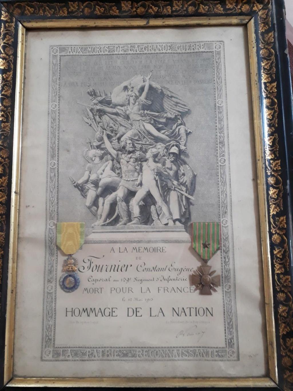 Hommage de la Nation 1915 Cad1510