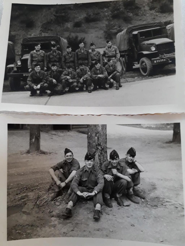 Engins et militaire français à identifier...1950 ? Foto810