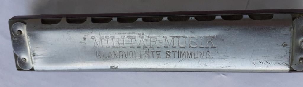 """Harmonica """"militaire"""" ? Harm210"""
