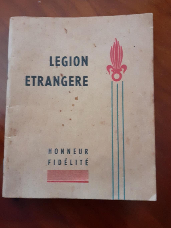 Petit livret Legion Le210