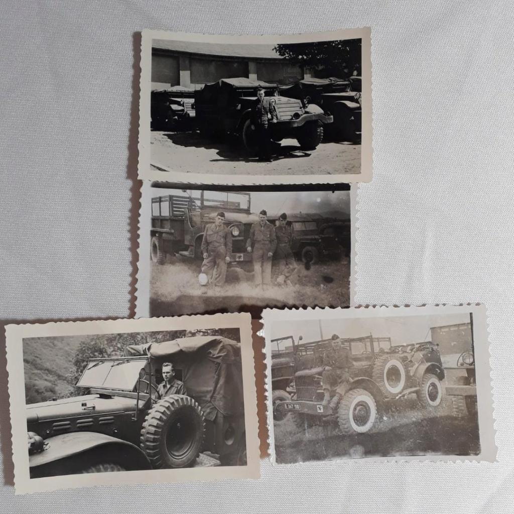 Engins et militaire français à identifier...1950 ? Oto110