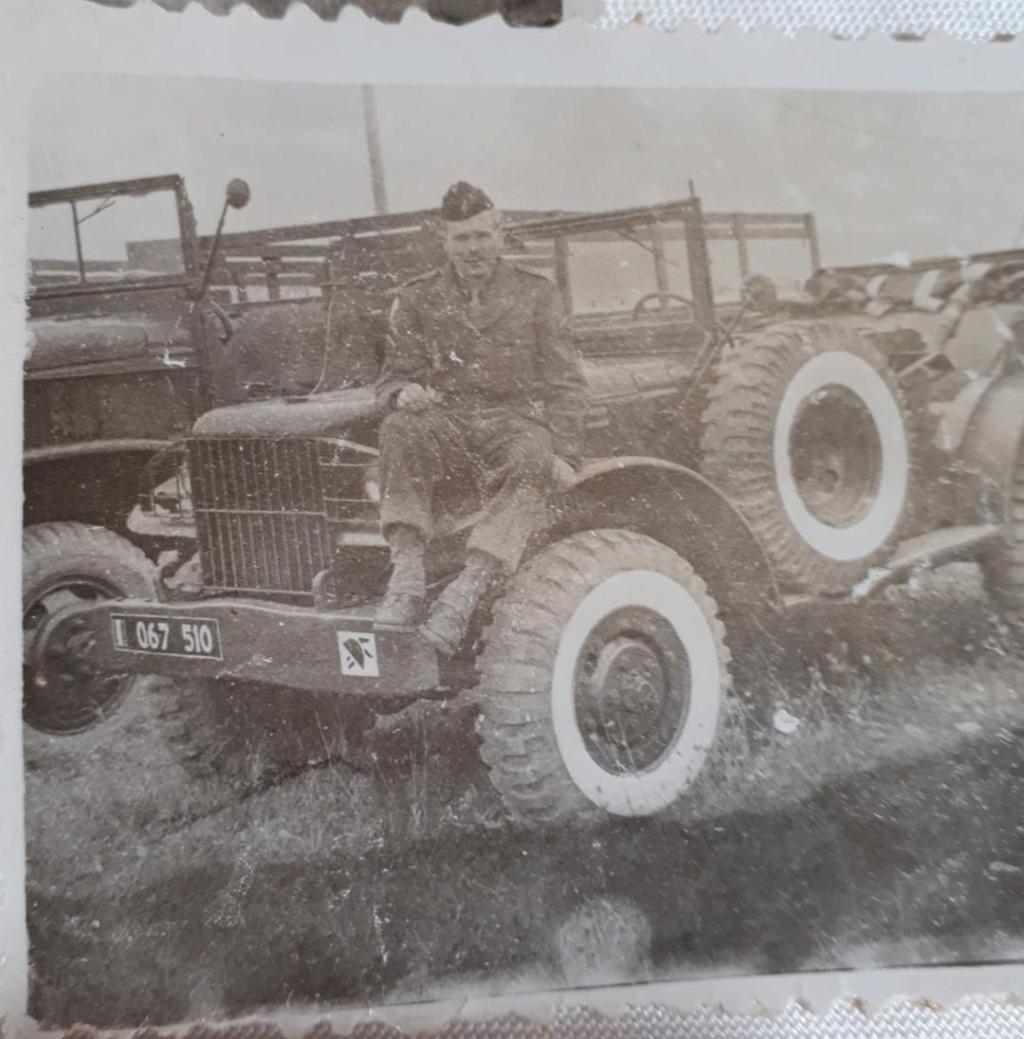 Engins et militaire français à identifier...1950 ? Oto510
