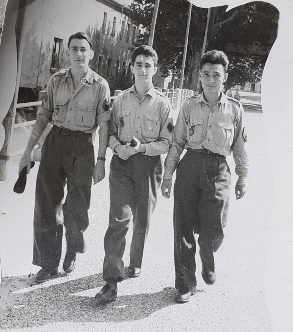 Unité française en Tunisie 1955/1956 à identifier ? Tun310
