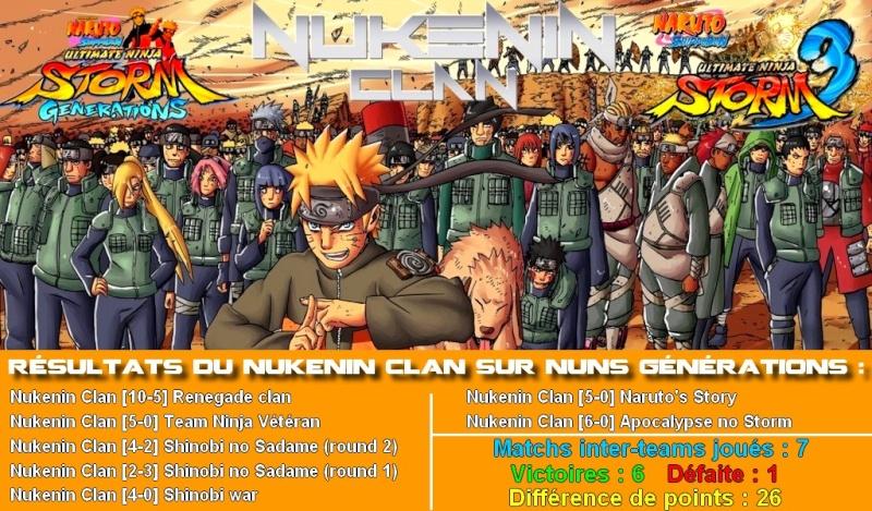 Forum de la team Nukenin Clan
