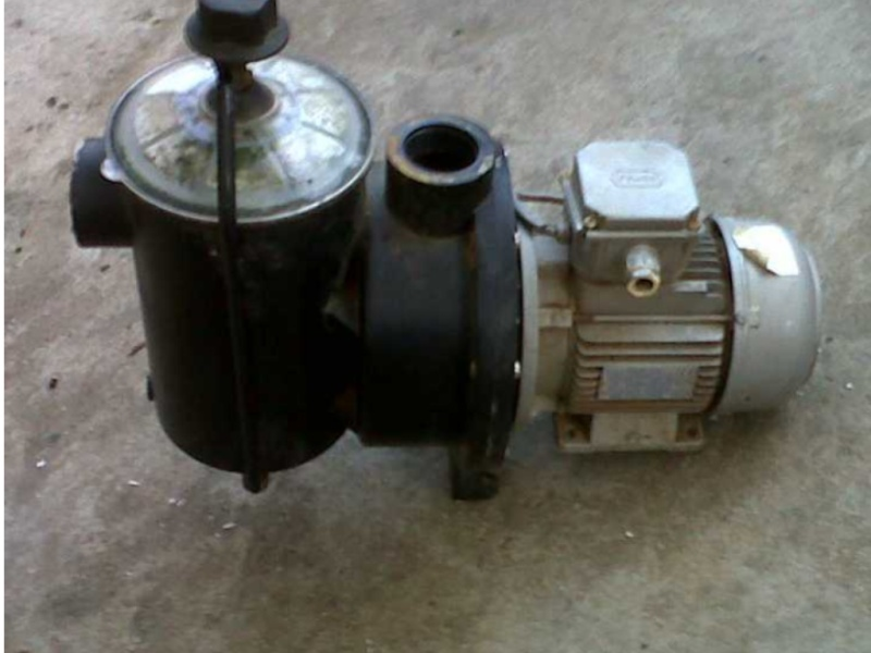 Filtration for sale Pump10