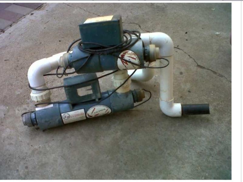 Filtration for sale Uv10