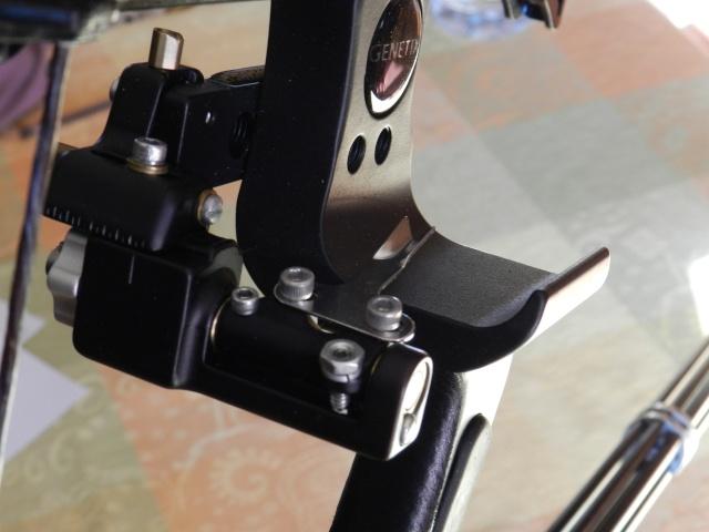 Sentinel, cables visibles dans la visette 20121210