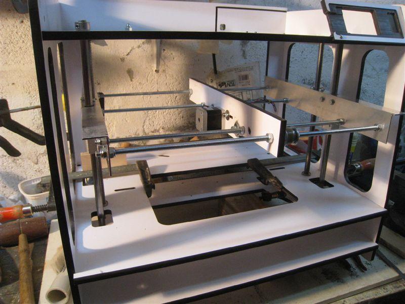 La Printer 3-D'FXL Le-cha10