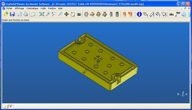 La Printer 3-D'FXL Topvie10