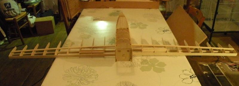 Construction du P40 1810