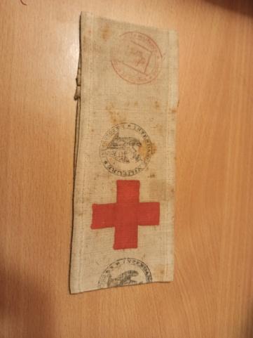 Brassard croix rouge 1870 Img_2113