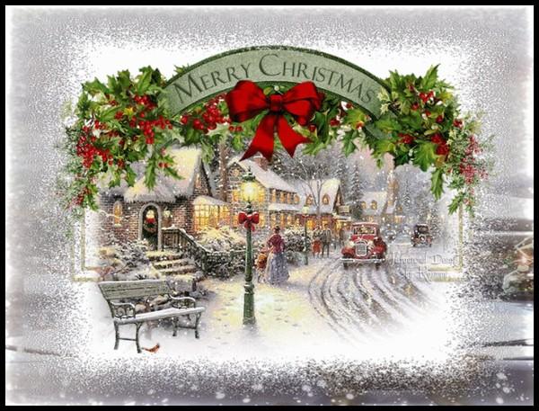 bon réveillon et bonne fêtes de Noël à toutes et tous 5f78d910