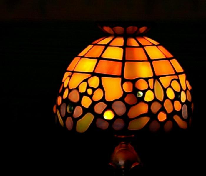 éclairage à la bougie P1291112