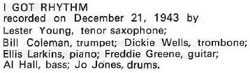 [Jazz] BT Gershwin Cleste10