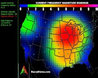 Al menos cuatro muertos por una tormenta de nieve en EE.UU., creo que HAARP está involucrado Haarps15