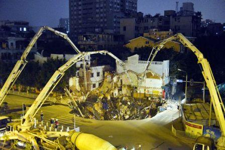 Resumen de agujeros en China desde febrero de 2012 hasta enero de 2013 Sinkho10