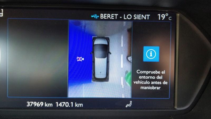 Fallo cámara 360 espejo retrovisor 20190410