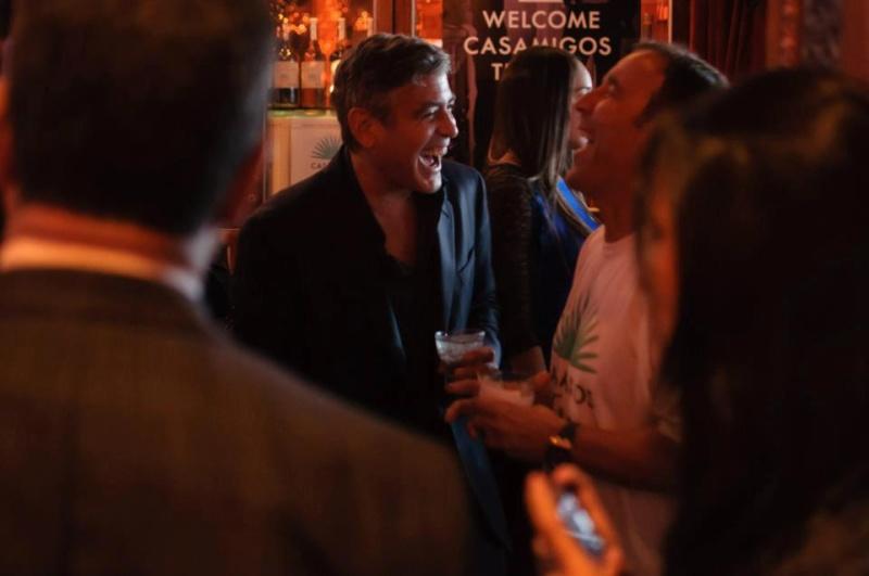 George Clooney's Casamigos Tequila reviews Casami12