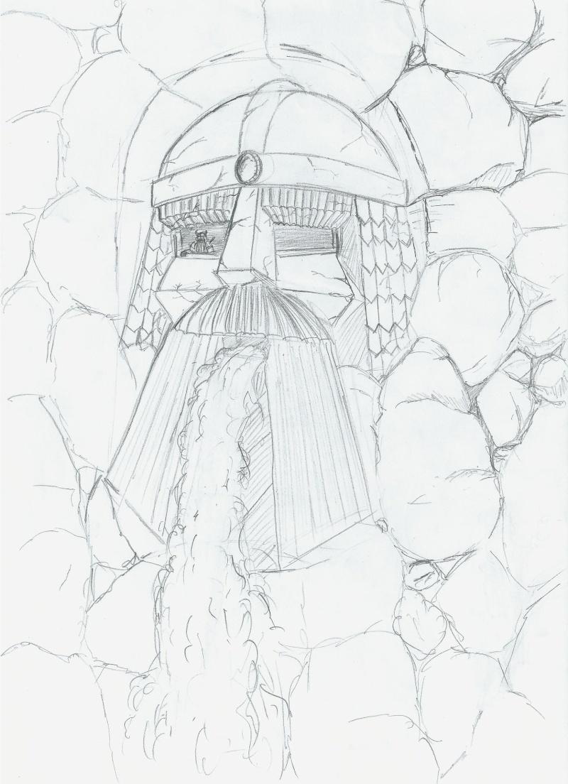 [Dessins] Les nouveaux dessins de Gromdal Tour_d10