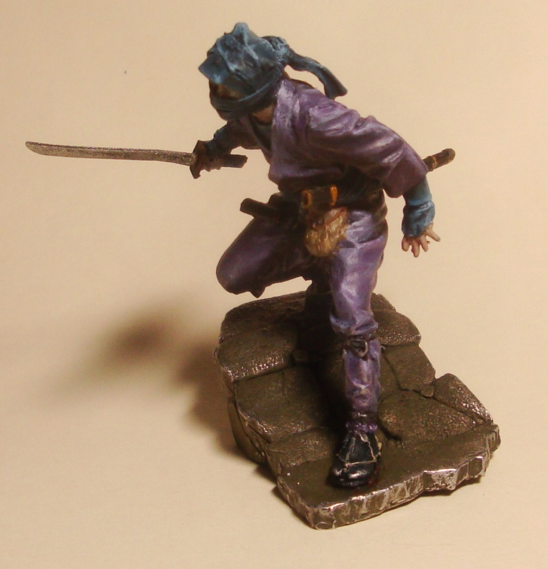 Ninja - 54mm (Metal Tin Toys) Dsc04410