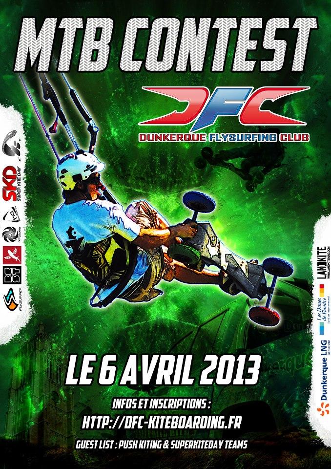 MTB Contest 2013 par DFC Kite 73507610