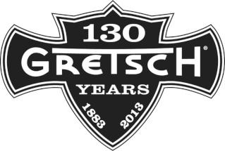 Gretsch 130th anniversary Gretsc13