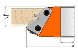 Outil CMT pour bouvetage d'angle en solde Captur11