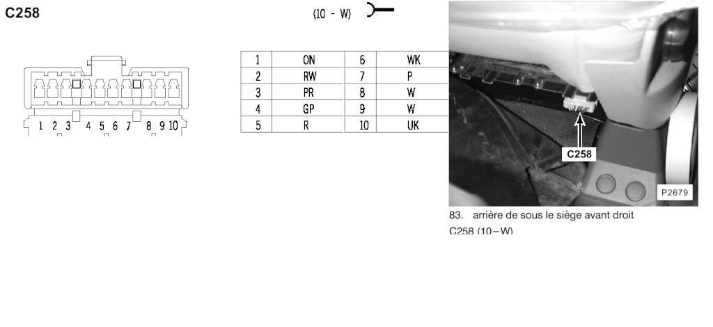 reparation afficheur de clim avec LED Prise_11