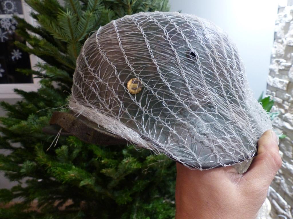 authentification filet de casque allemand P1030534