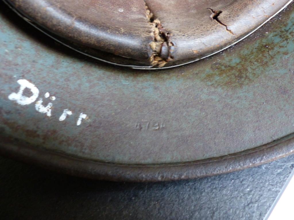 casque allemand  m35 identification  P1030618