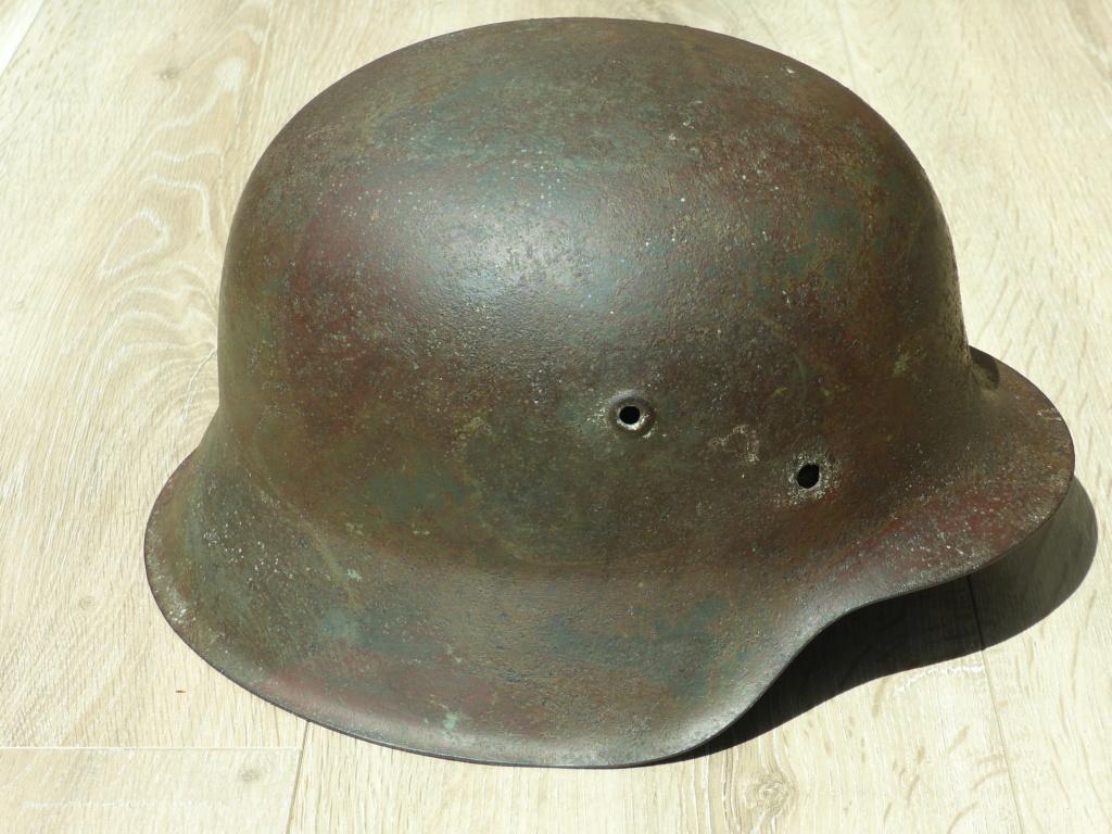 coque de casque  M42 heer  P1040063