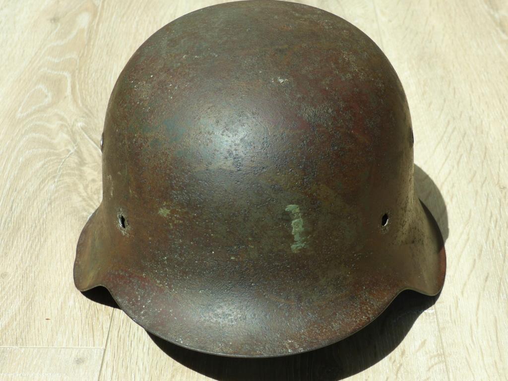 coque de casque  M42 heer  P1040064