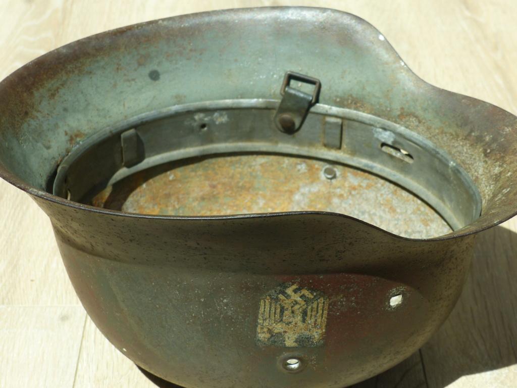 coque de casque  M42 heer  P1040067