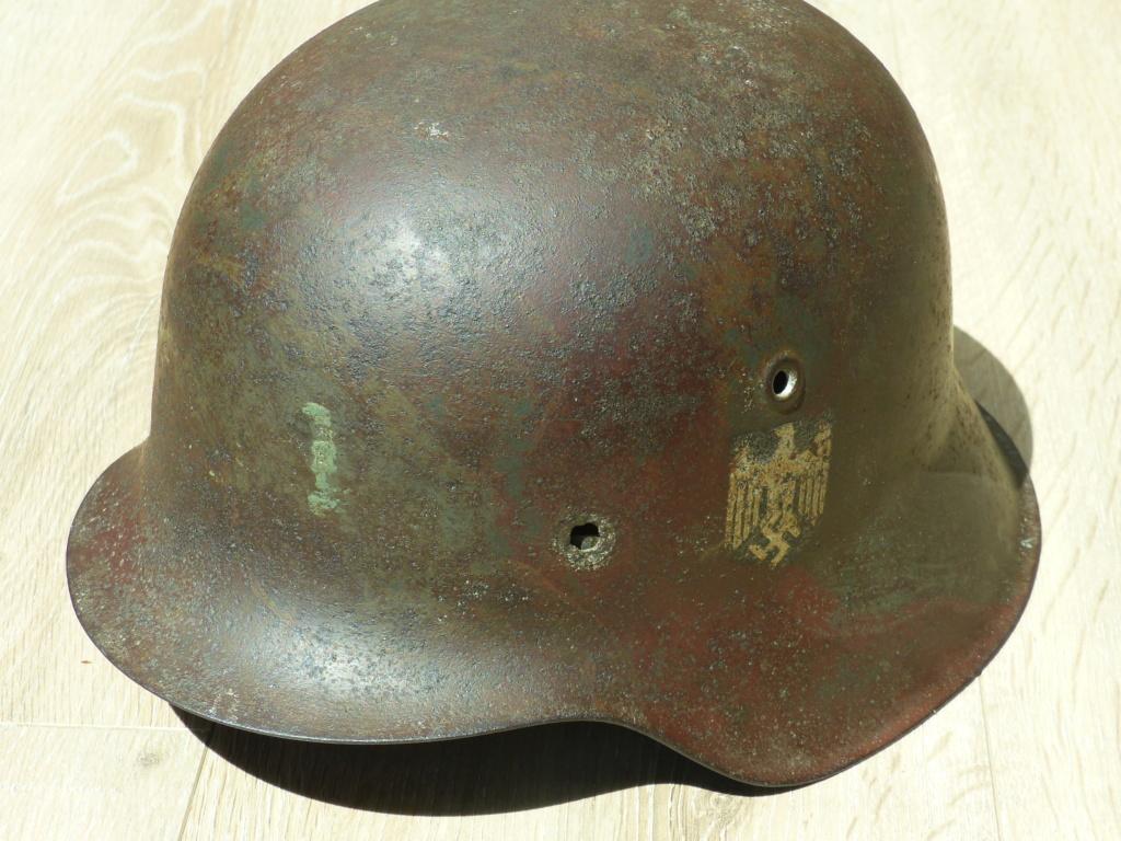 coque de casque  M42 heer  P1040068