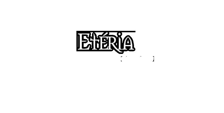 La nouvelle terre d'Etéria.