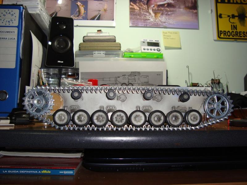 PANZER IV...il mio primo carro rc - Pagina 3 Dsc04438