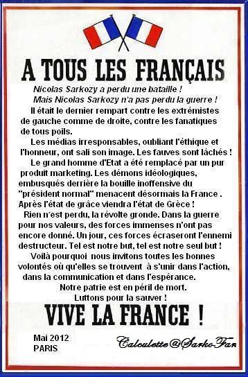 Boîte postale pour Nicolas Sarkozy Appel_10