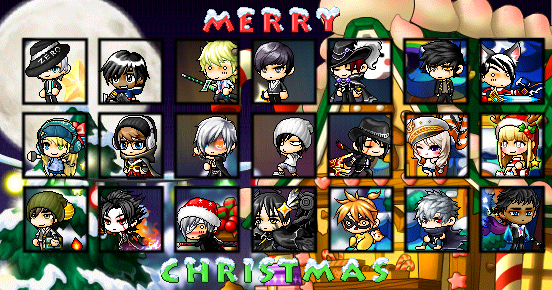 Christmas Group Picture~ [Finished! Picture Posted.] Dchaos10