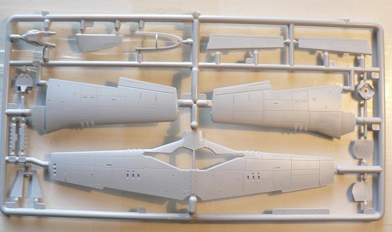 [ Airfix - Tamiya ] P-51 D Mustang 0-610