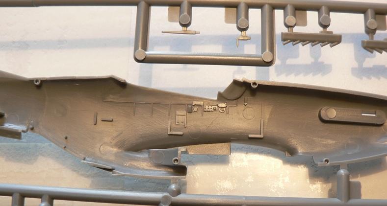 [ Airfix - Tamiya ] P-51 D Mustang 0-611