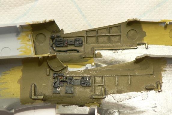 [ Airfix - Tamiya ] P-51 D Mustang 1-411