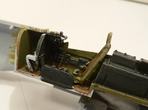 [ Airfix - Tamiya ] P-51 D Mustang 1-811