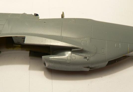 [ Airfix - Tamiya ] P-51 D Mustang 2-215