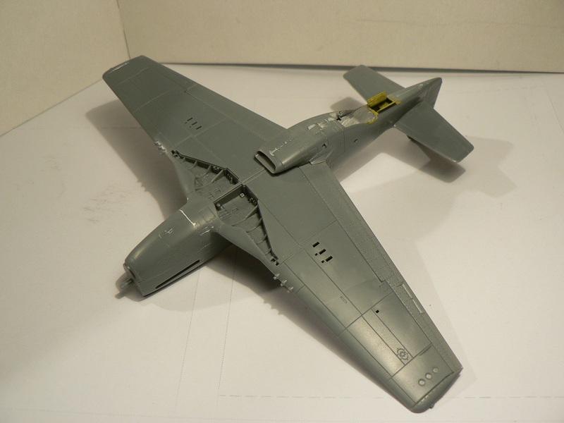 [ Airfix - Tamiya ] P-51 D Mustang 2-512