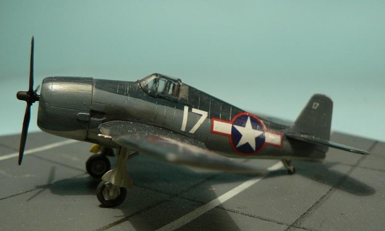 [Platz; 1/144] Grumman F6 Hellcat F6-110