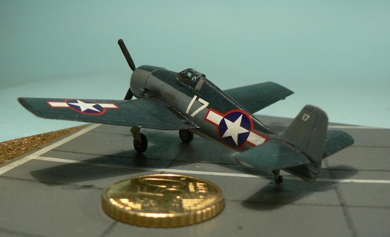 [Platz; 1/144] Grumman F6 Hellcat F6-210