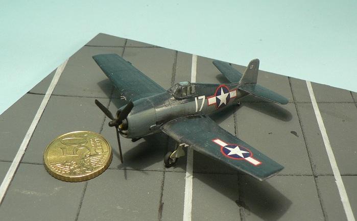 [Platz; 1/144] Grumman F6 Hellcat F6-410