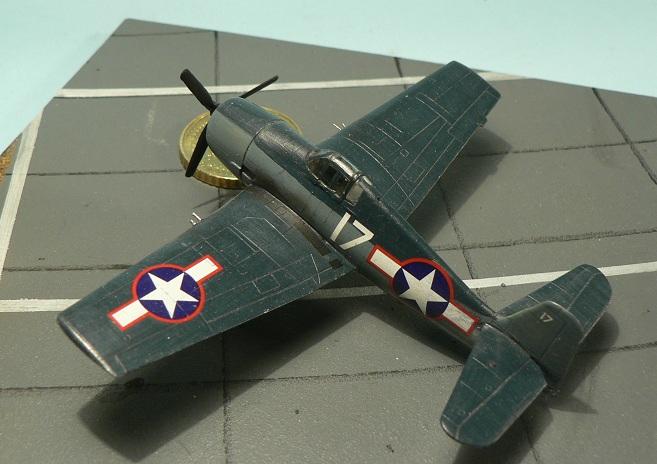 [Platz; 1/144] Grumman F6 Hellcat F6-510